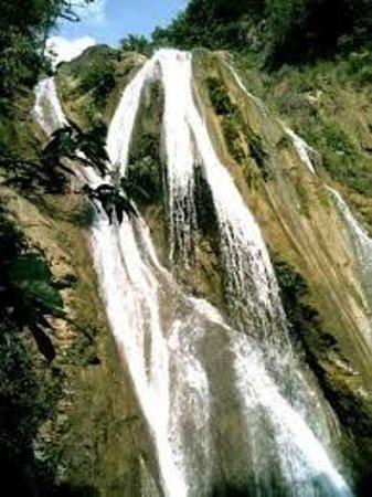 San Luis, Kolumbia: Motaña  cascada de chicala