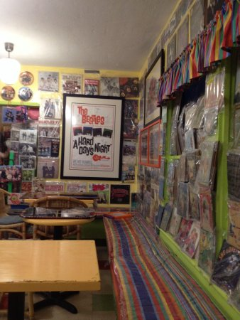 Ice Cream Shoppe: Lots of Beatles stuff