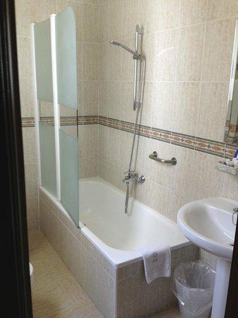 Hotel Costasol : bath
