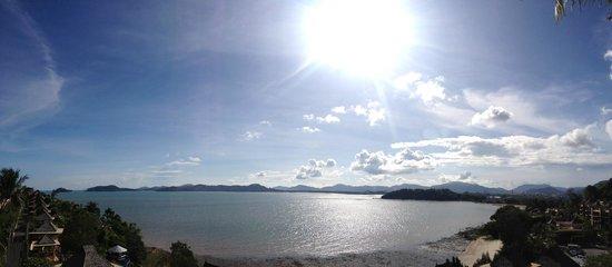 The Westin Siray Bay Resort & Spa Phuket: View from room