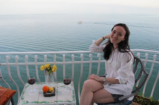 Hotel La Ninfa: chilling