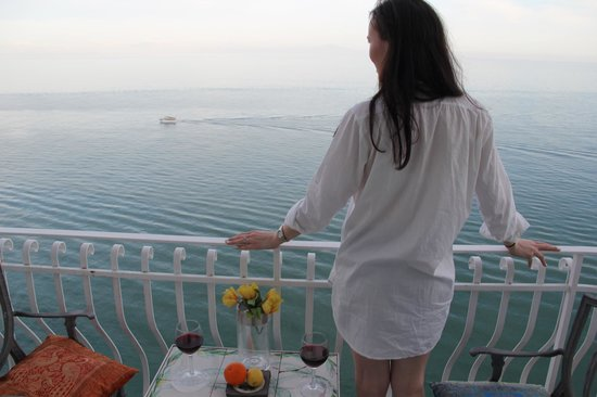 Hotel La Ninfa: balcony