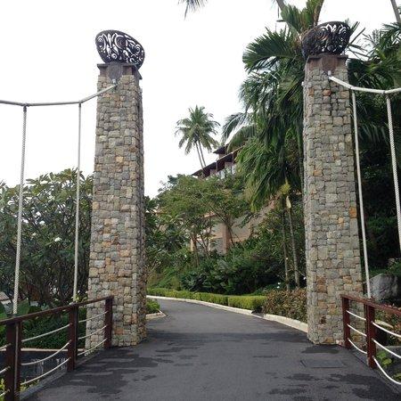 The Westin Siray Bay Resort & Spa Phuket: Bridge to Horizon pool