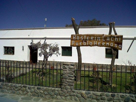 Hosteria Cachi Pueblo Hermoso: Hermoso lugar