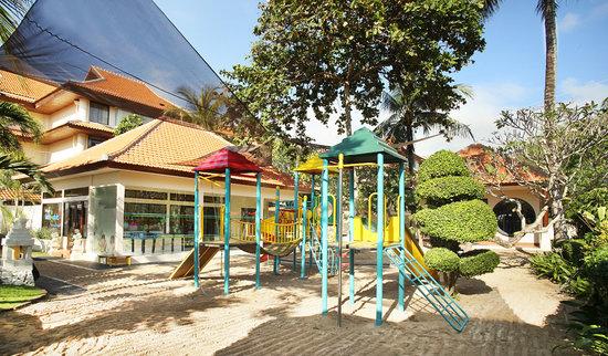 เดอะ เวสทิน รีสอร์ท นูซาดัว บาหลี: Westin Kids Club