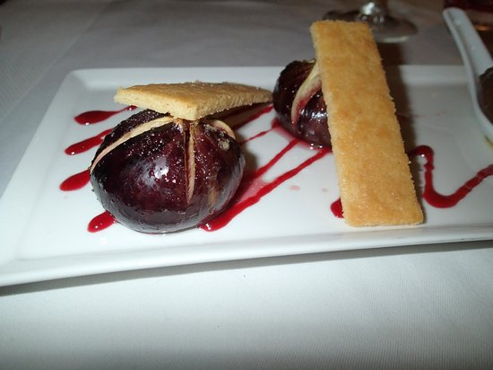 Chez Guy : Dessert - fig goodness