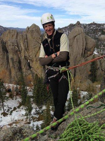 Sylvan Rocks Climbing School: Daredevil Daryl
