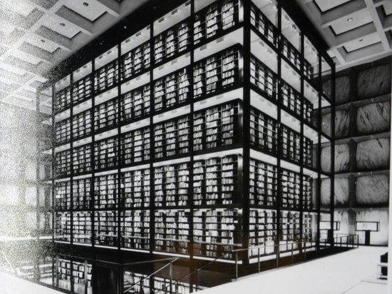 耶鲁大学贝尼克珍本与手稿图书馆