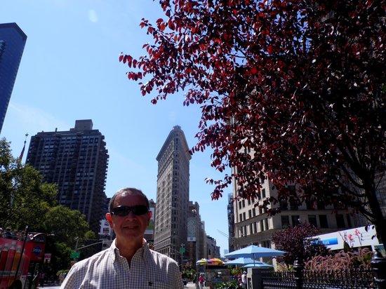 Flatiron Building: yo