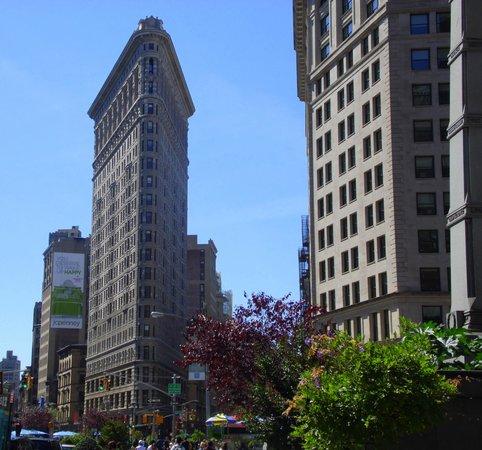Flatiron Building: De frente