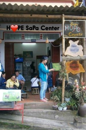 Sapa Backpackers - Hope Sapa Center