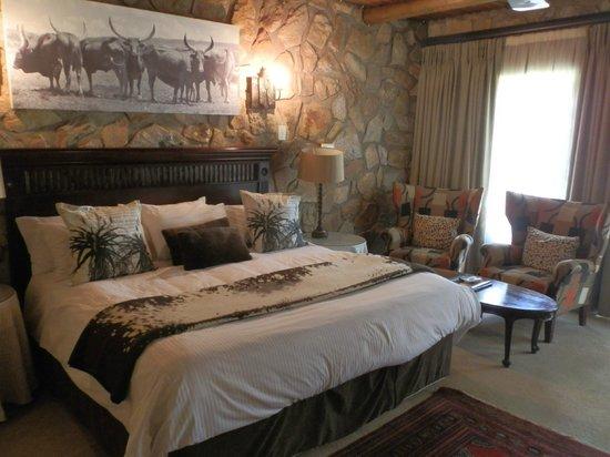 The Farm Inn: my room