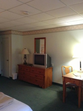 The University Inn at Emory: Room