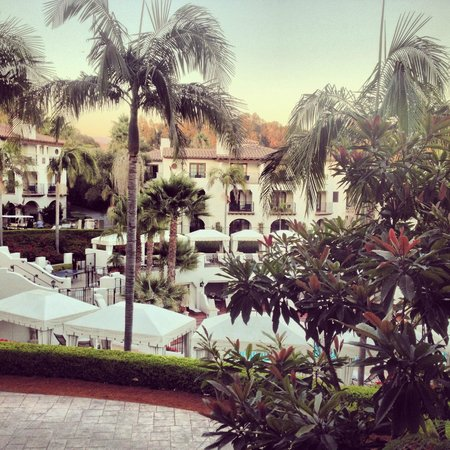 Bacara Resort & Spa: View from my room