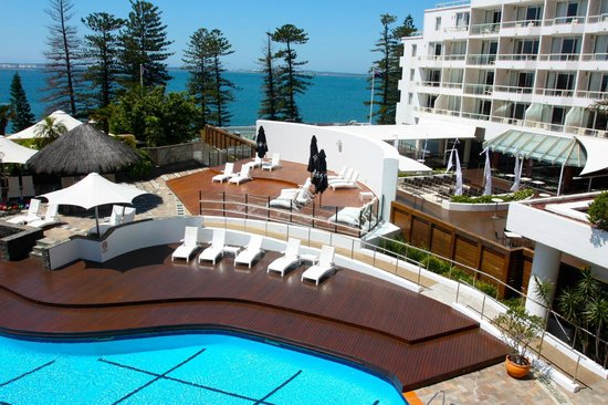 Novotel Sydney Brighton Beach : Outdoor Pool