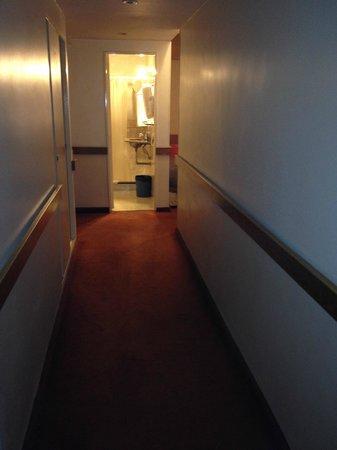 Sarmiento Palace Hotel: pasillo sin sentido