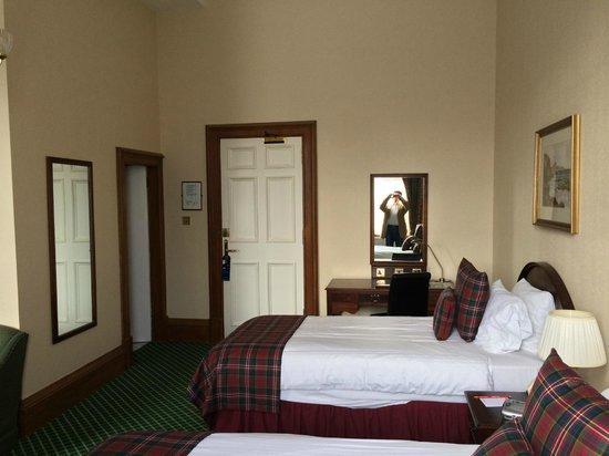 BEST WESTERN Scores Hotel: 室内