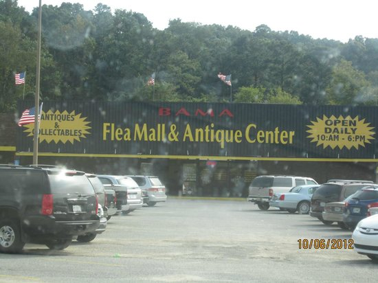 ‪Bama Flea Mall & Antique Center‬