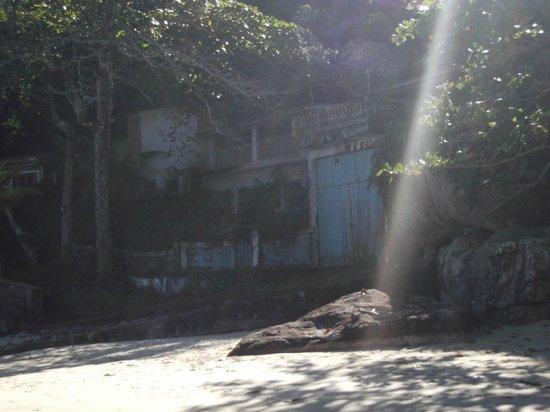 Sete Fontes Beach: Uma das 3 casas da praia