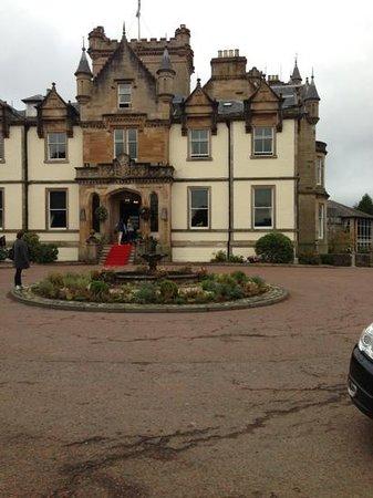 Cameron House on Loch Lomond: beautiful