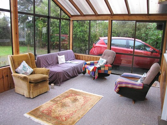 Te Anau Holiday Houses: Sun room / Conservatory
