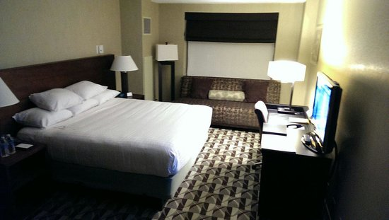 Hyatt Regency Schaumburg, Chicago: Comfortable bed