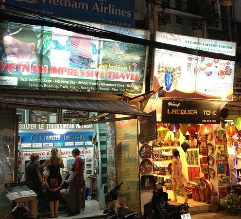 Vietnam Impressive Travel - Private Day Tours: vietnam impresssive travel company office in hanoi