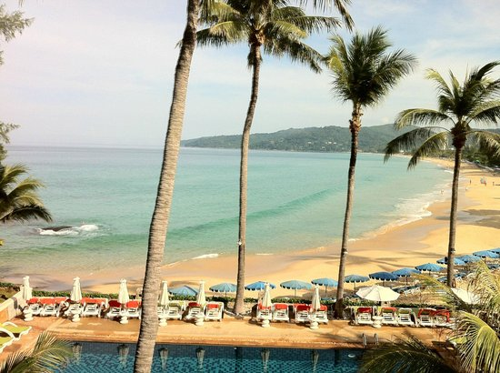 Beyond Resort Karon: Morning view