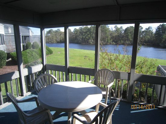 The Resort at Fairfield Harbour: Outdoor view