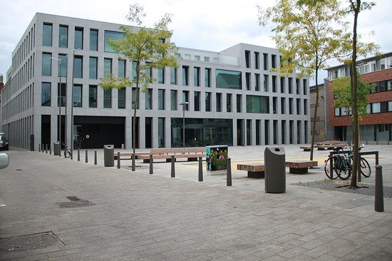 Antwerp Central Youth Hostel: Отличнй хостел в самом центре Антверпена