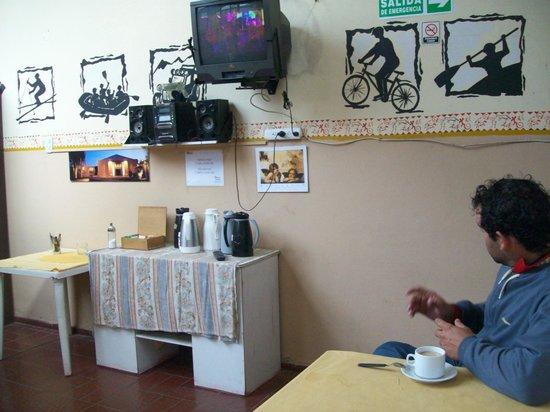 Quinta Rufino Bed&Breakfast: DESAYUNADOR