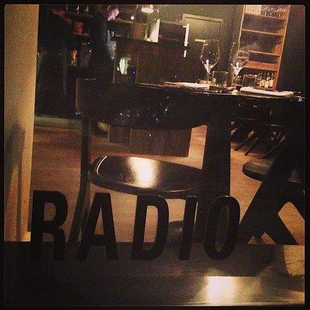 Restaurant Radio : Radio