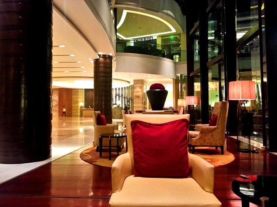 Bengaluru Marriott Hotel Whitefield: Lobby Area