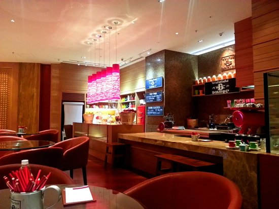 Bengaluru Marriott Hotel Whitefield: Lobby level