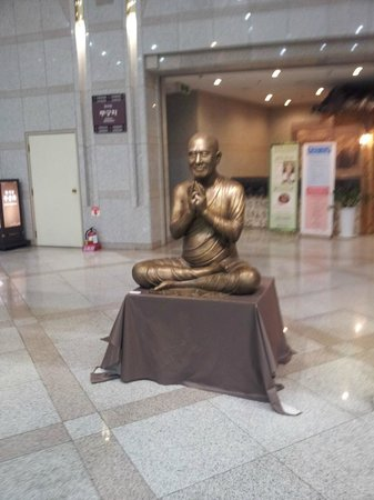 The-K Gyeongju Hotel: Lobby