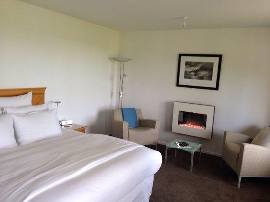 Franz Josef Oasis: Room