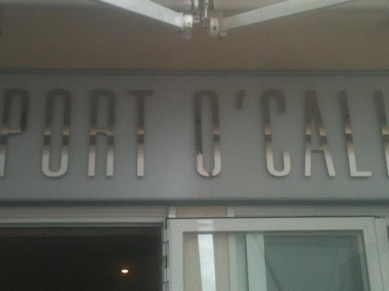 Port O'Call : Strandpromenade im Blick