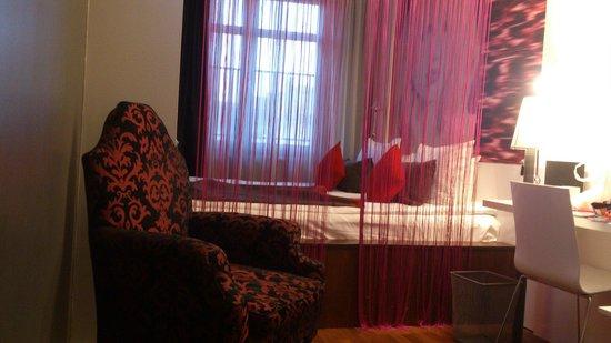 Bohem Art Hotel: Stylish room