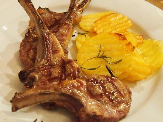 Il Cavatappi: Lamb Chops