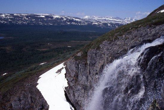 Kitsiputous Falls