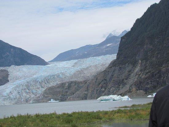 Mendenhall Picture Of Mendenhall Glacier Juneau