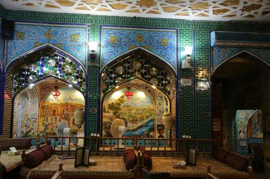 Sofreh Khaneh Sonnati: Beautiful Esfahani art