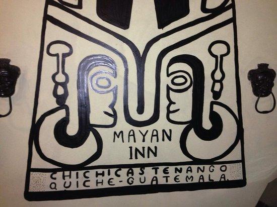 Mayan Inn: Bienvenidos!