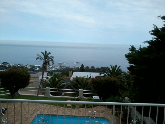 African Dreams Guest House Camps Bay: marvelous view