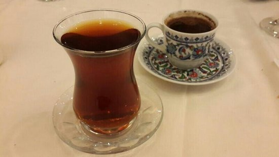 Bosphorus : Strong and Tasty Turkish Tea