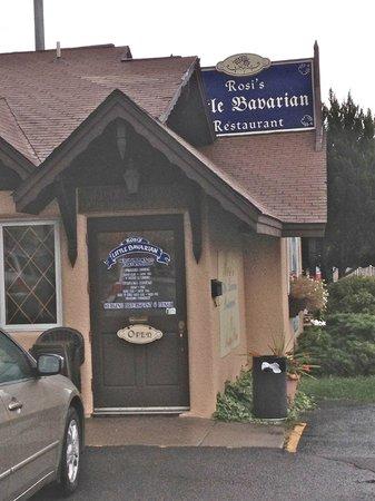 Glenwood Springs Inn : restaurant al lado
