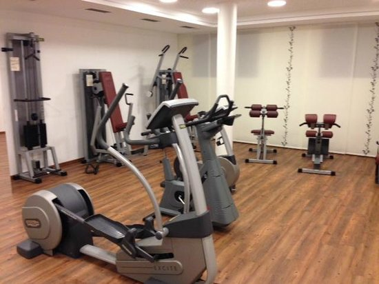 Hotel Bergcristall: Fitness