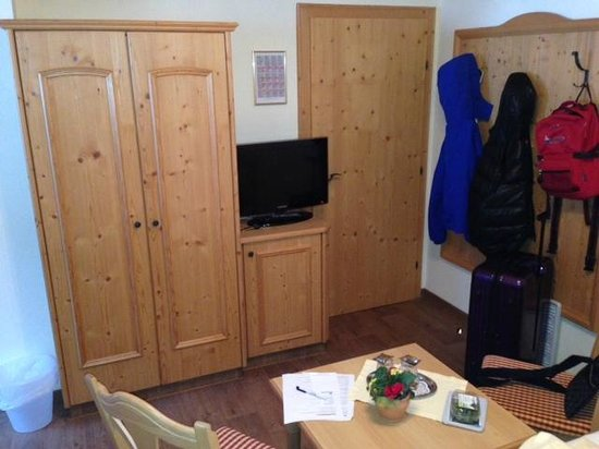 Hotel Bergcristall: Doppelzimmer