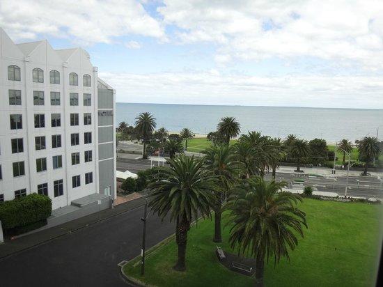 Novotel Melbourne St Kilda: In the Bayview Room