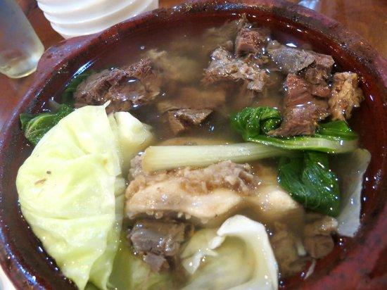 Aboy's Restaurant: Bulalo
